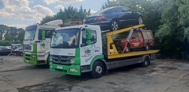Jedyna Legalna Kasacja Pojazdów w Poznaniu złomowanie aut samochodów