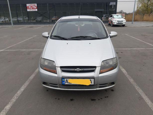 Chevrolet aveo t200 2007г