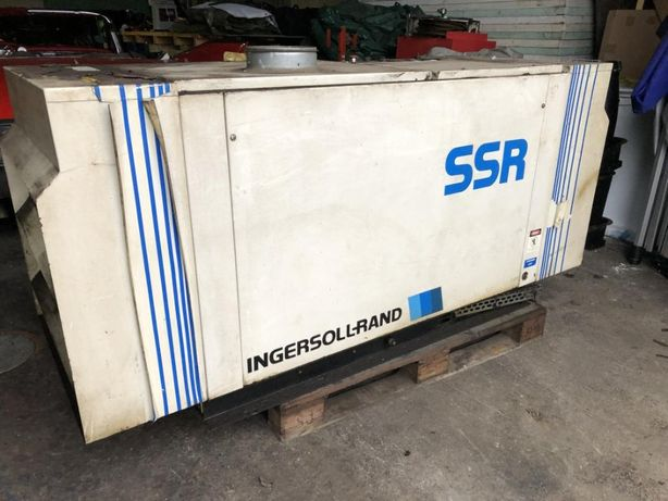 kompresor sprężarka śrubowa Ingersoll Rand SSR ML 15 15KW 2,5m3