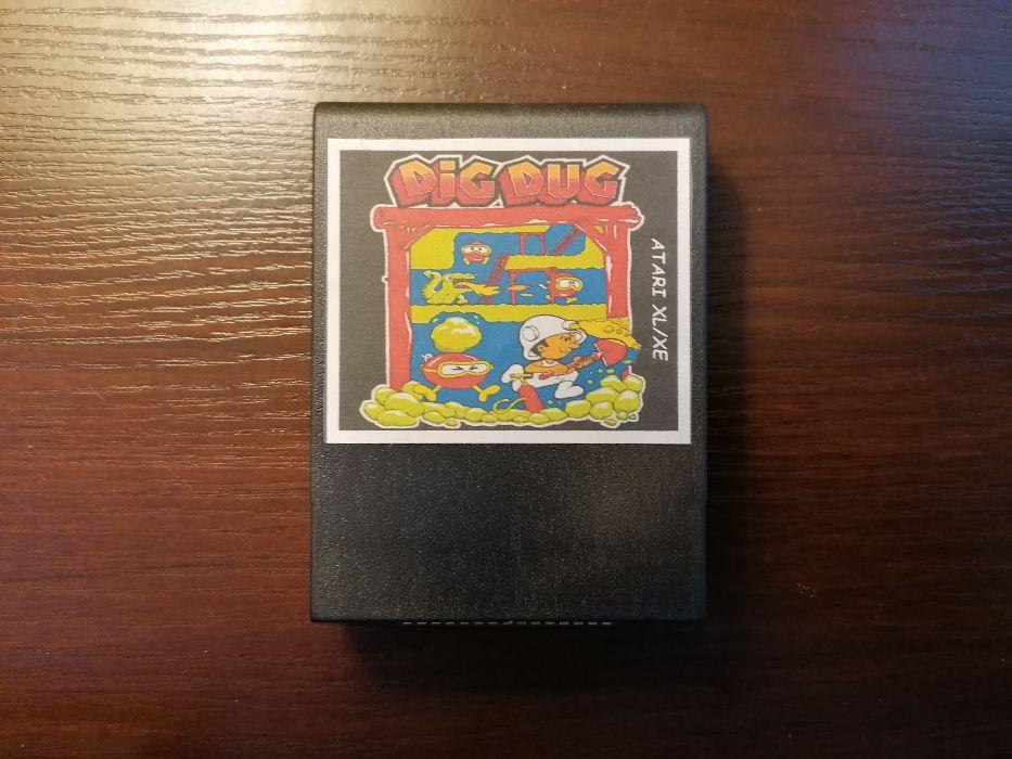 Cartridge Atari XL/XE Łódź - image 1