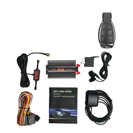 Gps tracker automóvel localizador tempo real tk-103