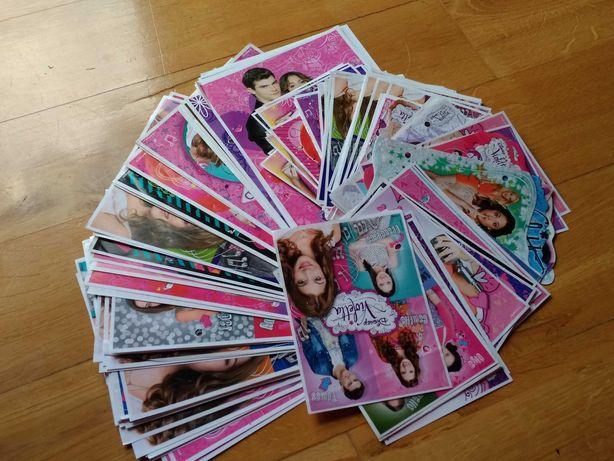 Karteczki Violetta
