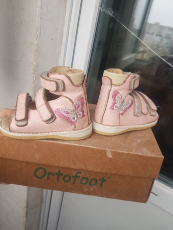 Ортопедические босоножки. Обувь