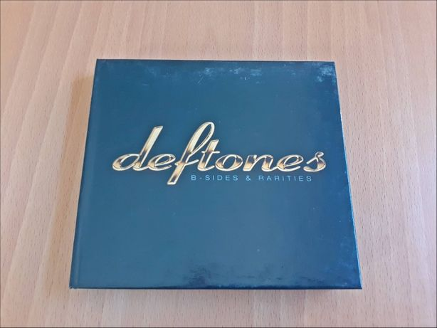 CD + DVD Deftones