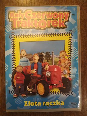 Bajka Mały czerwony traktorek - VCD