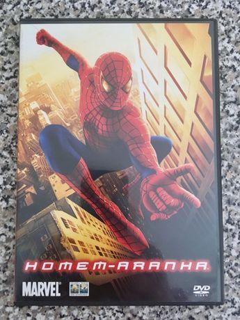 Filme, DVD: Homem-aranha.