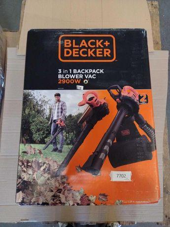Black+Decker Beblv290-qs 3 em 1 Aspirador/Triturador/Soprador