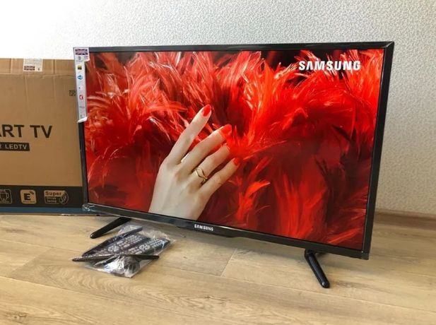 "Smart телевизор Samsung Смарт ТВ новый Самсунг 32"" 42"" 50"" 55"""
