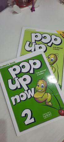 Pop up now 2 учебное пособие анг.язык