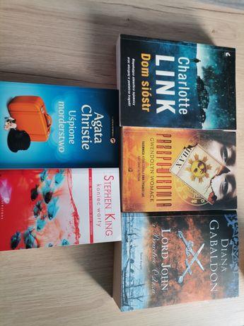 Pakiet 5 książek - książki