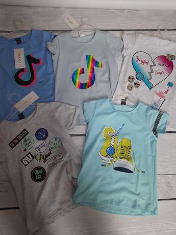 Sprzedam koszulki 134