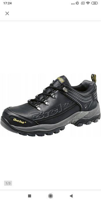 Solidne buty robocze bhp Bata BICKZ B29 203 S3 Tłuszcz - image 1