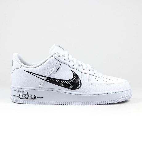 Кроссовки Nike Air Force 1 Low Sketch