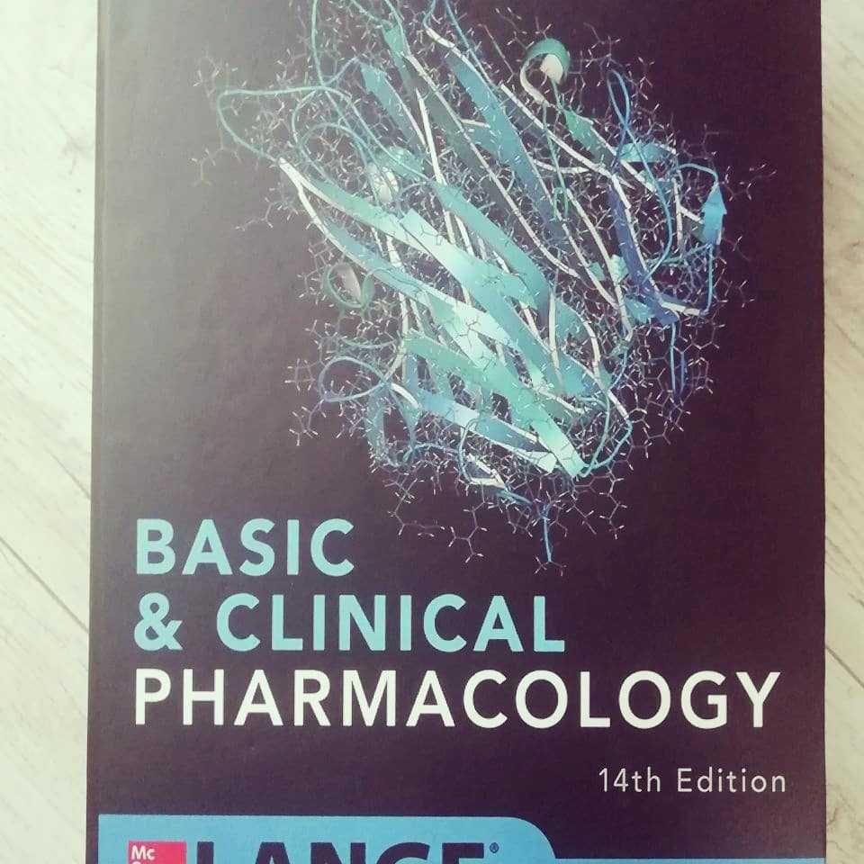 Katzung Pharmacology /USMLE/IFOM/STEP 1
