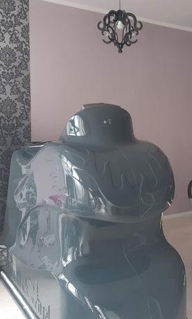 Vacu Black Angel Schody