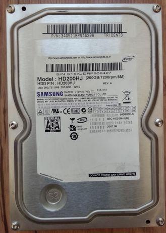 Samsung 3.5 200gb