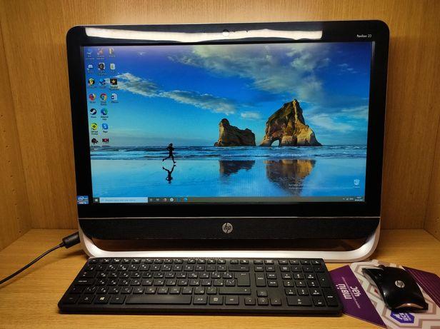 Продам компьютер моноблок HP Pavilion 23