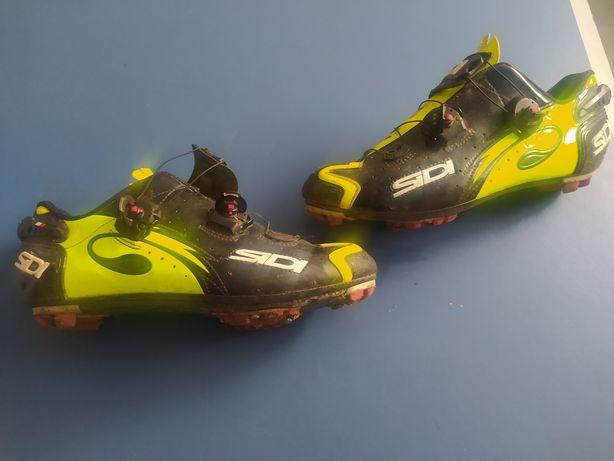 Sapatos BTT carbono Sidi 44