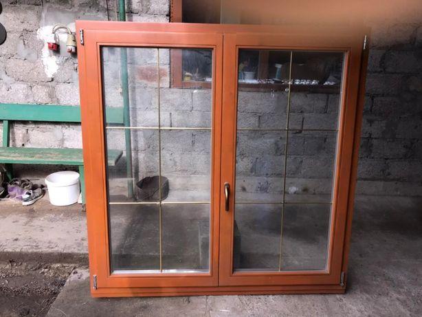 Продам дерев'яні вікна,двері,вітрини за 200 $ штуку