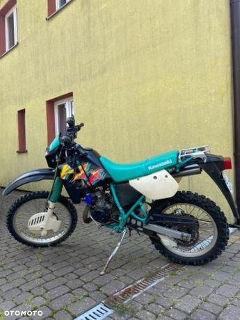 Kawasaki KMX Kawasaki Kmx 125 Zadbany Idealny 2t yamaha dt