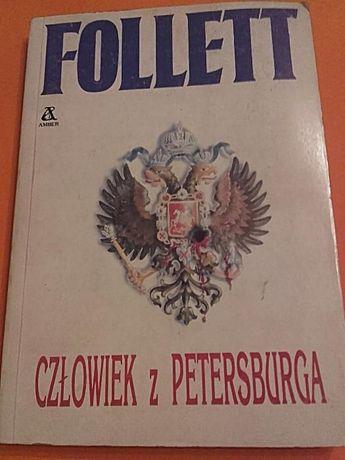 Człowiek z Petersburga Ken Follet. Nowa
