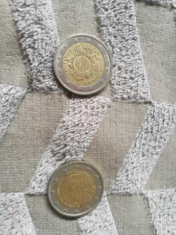 Moedas 2€ comemorativas