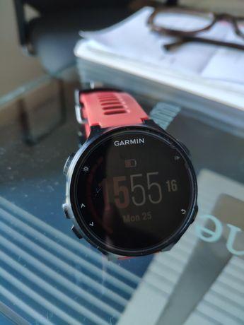 Garmin Forerunner 735 xt como novo + 2 braceletes novas