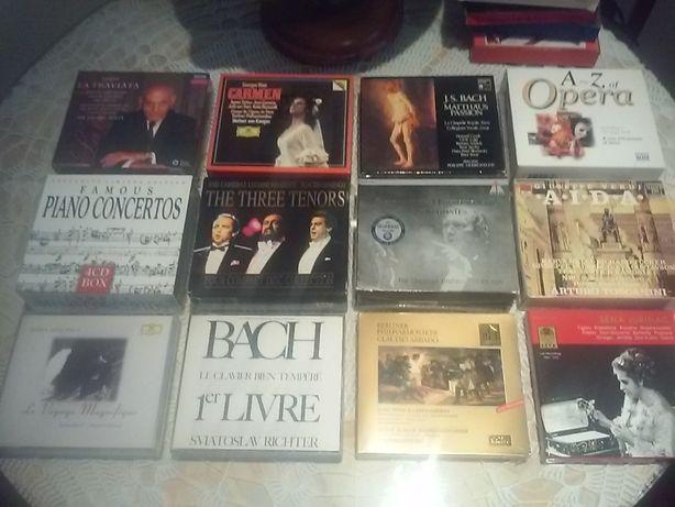 CDs coleções 1