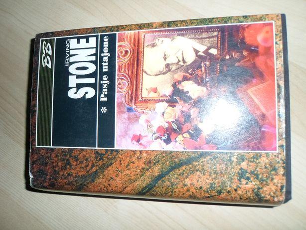 Irving Stone - Pasje utajone 1 Biblioteka Bestsellerów