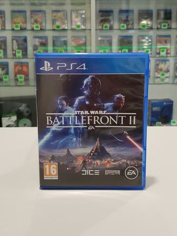 Star Wars: Battlefront 2 Ps4 Магазин Обмен Пс4 Playstation Slim Prо