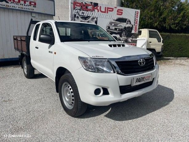 Toyota Hilux Xcab 4x4 3 lugares