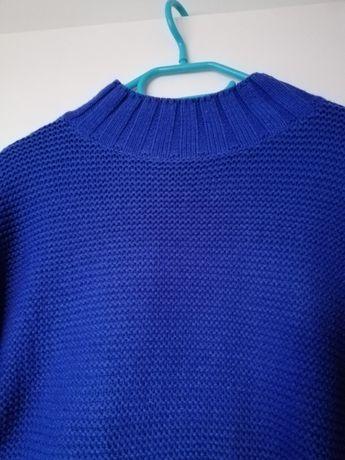 Reserved ciepły sweter z półgolfem r. 38