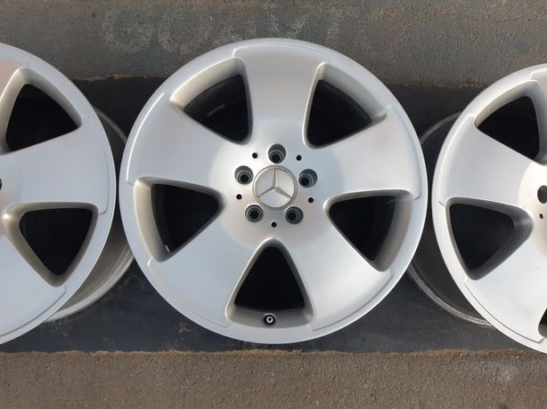 Goavto оригинальные диски Mercedes-Benz 5/112 r18 et43 8.5j dia66.6 ки