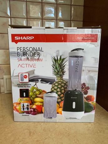 Блендер SHARP незаменимый помощник на кухне