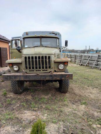 Урал 4320, фургон