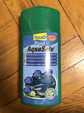 Кондиционер для очистки воды Tetra Pond Aqua safe