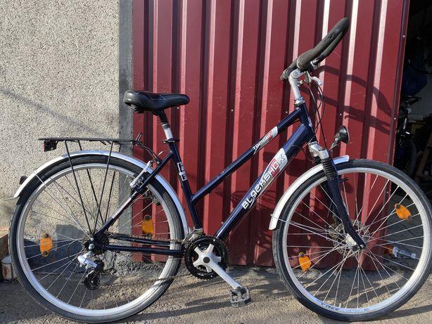 Велосипед Trekking з Німеччини , 28 колеса , алюминий, дисковий тормоз