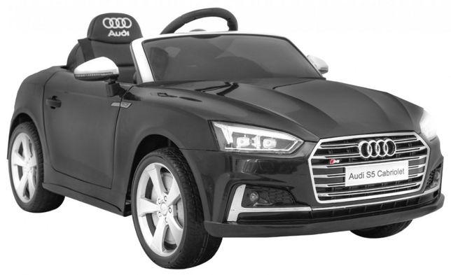 Samochód Audi S5 Cabriolet na akumulator dla dzieci