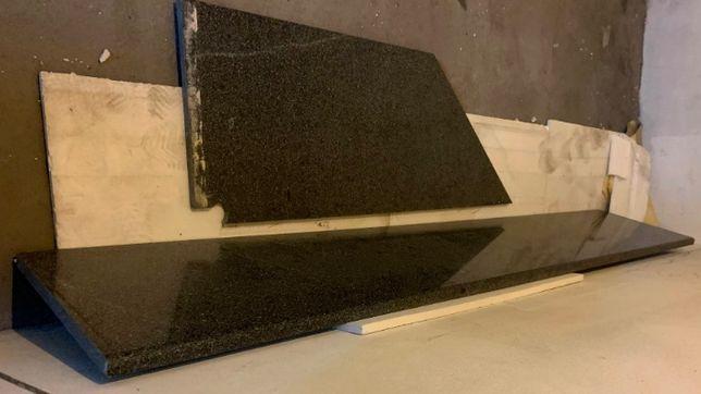 duas pedras (placas) em granito polido perfeitas c/ novas por 150.00 €