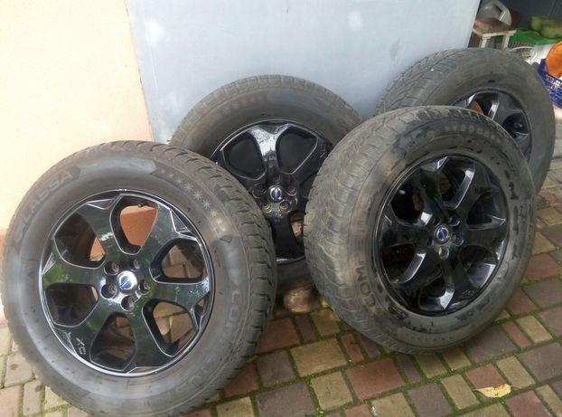 Комплект диски резина гума volvo ford mazda 5*108 r18