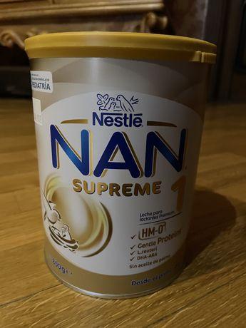 Сухая молочная смесь NAN Supreme 1, 800 г