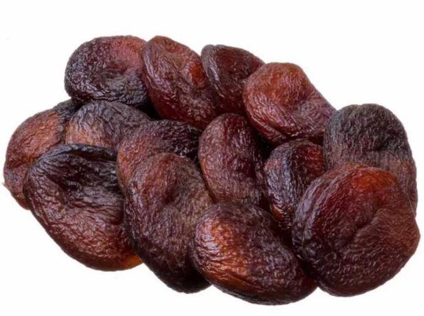 Курага шоколадная, натуральная без сахара Узбекская, 1 кг