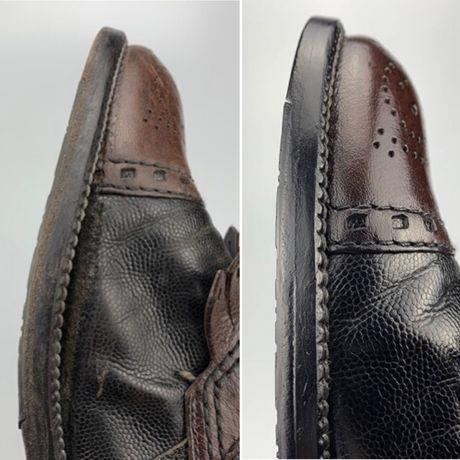 Ремонт обуви. Замена молнии. Замена фурнитуры. Телиги 35.