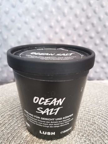 LUSH Ocean Salt 500ml - Peeling do ciała