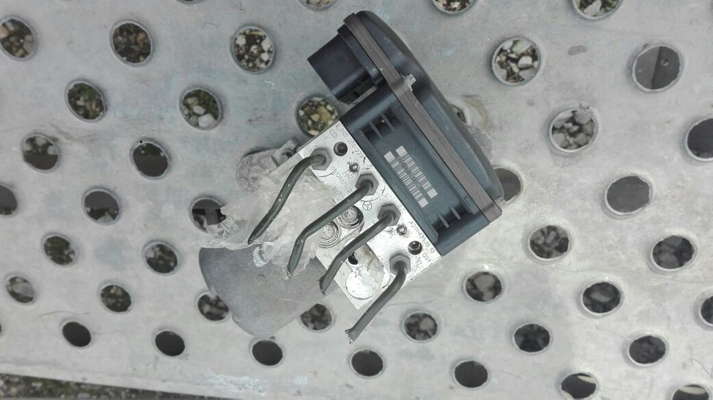 Mercedes w211 pompa ABR ABS modul kpl lift 3.0 cdi e280 sprawna pewna Wrocław - image 1