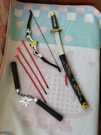 Набір ніндзя/самурай