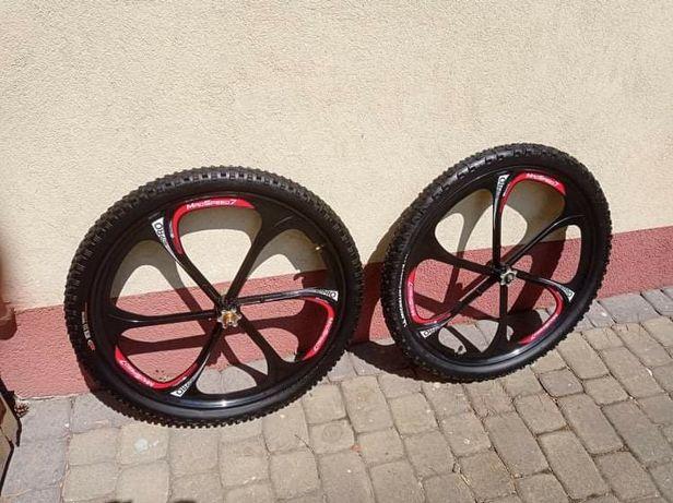 Koła rowerowe aluminiowe