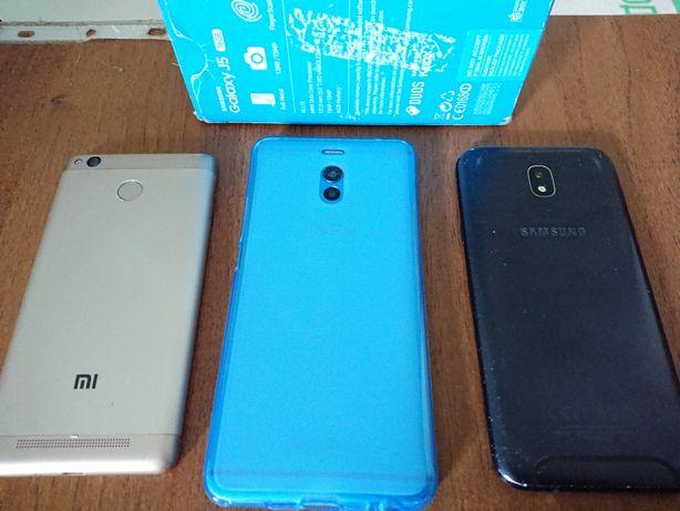 Samsung j5 meizu m6 note  xiaomi 3x 32 гб