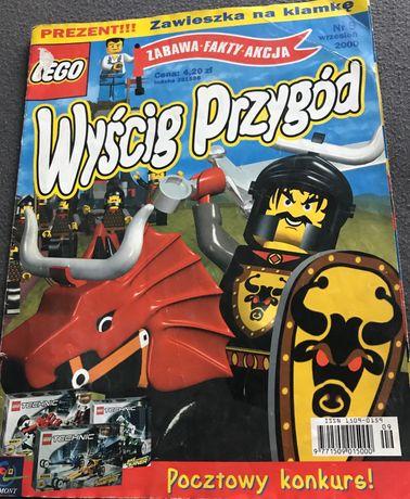 Stary komiks Lego nr 9 2000r