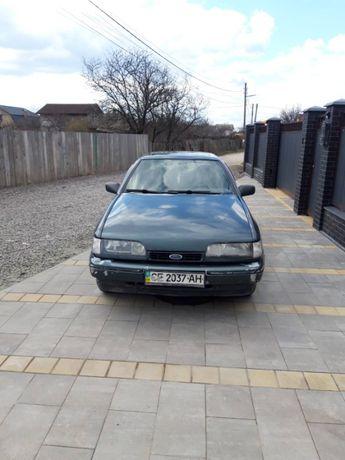 Ford Scorpio - Диван на колесах